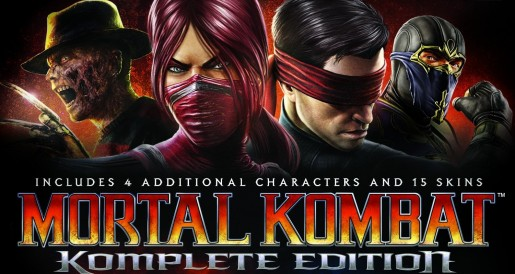 Mortal Kombat Komplete Edition Release Date Australia