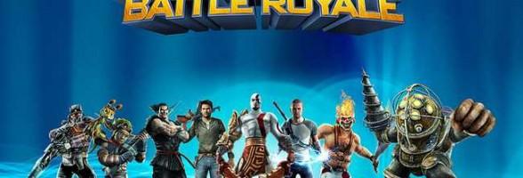 Playstation All Stars Battle Royale Logo