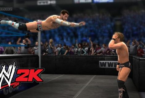 WWE '14 To Be Released In Fall 2013