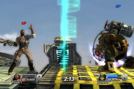 PlayStation All-Stars Battle Royale - Hands on Kat / Emmett Graves
