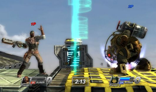 PlayStation All-Stars Battle Royale – Hands on Kat / Emmett Graves