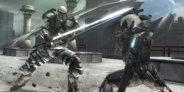 Metal Gear Rising: Revenegeance | Cyborg Troops Trailer