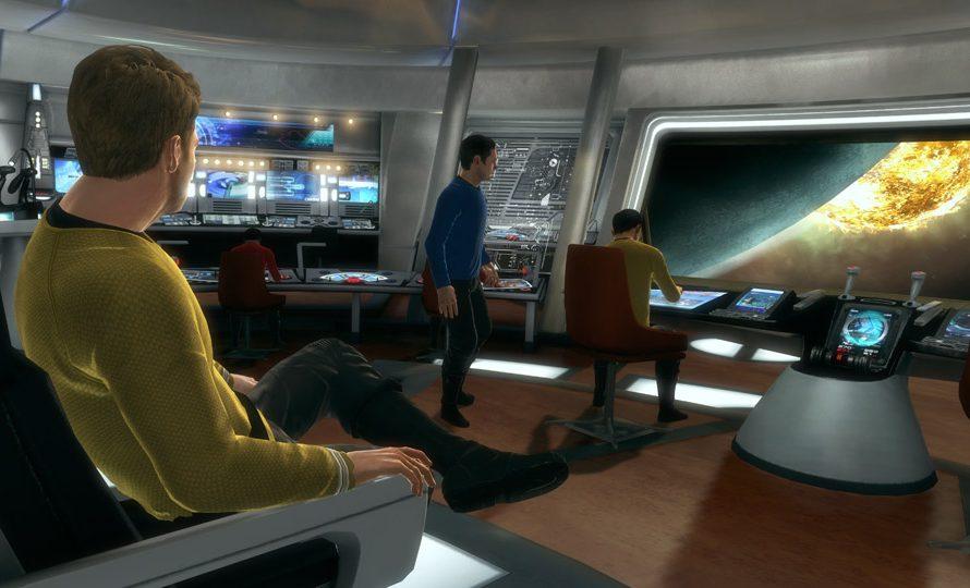 Star Trek Video Game Gets PAL Release Date