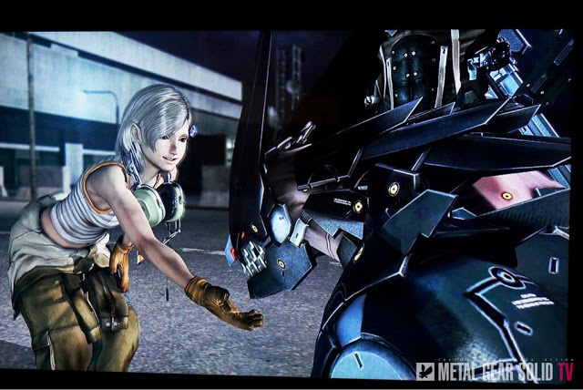 First Look At Sunny In Metal Gear Rising: Revengeance