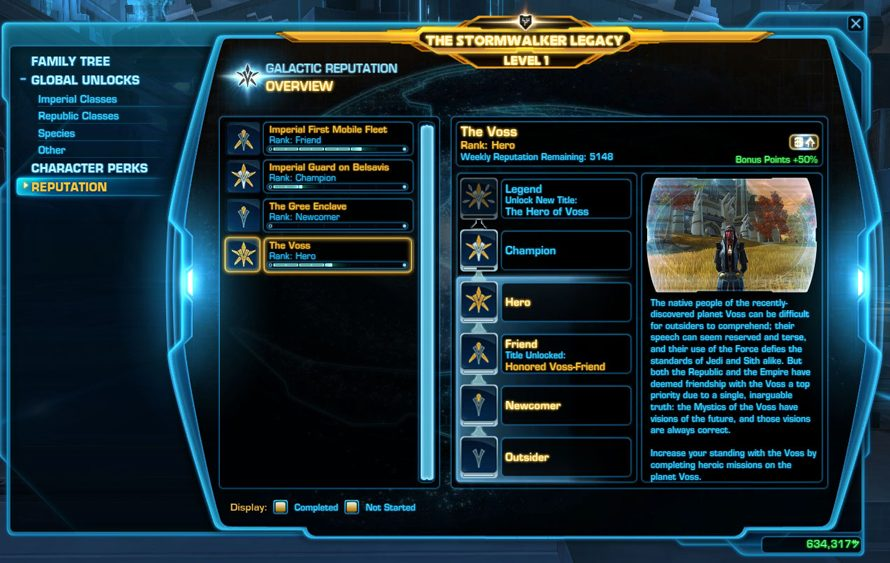 SWTOR Game Update 1.7 Return of the Gree coming this Tuesday