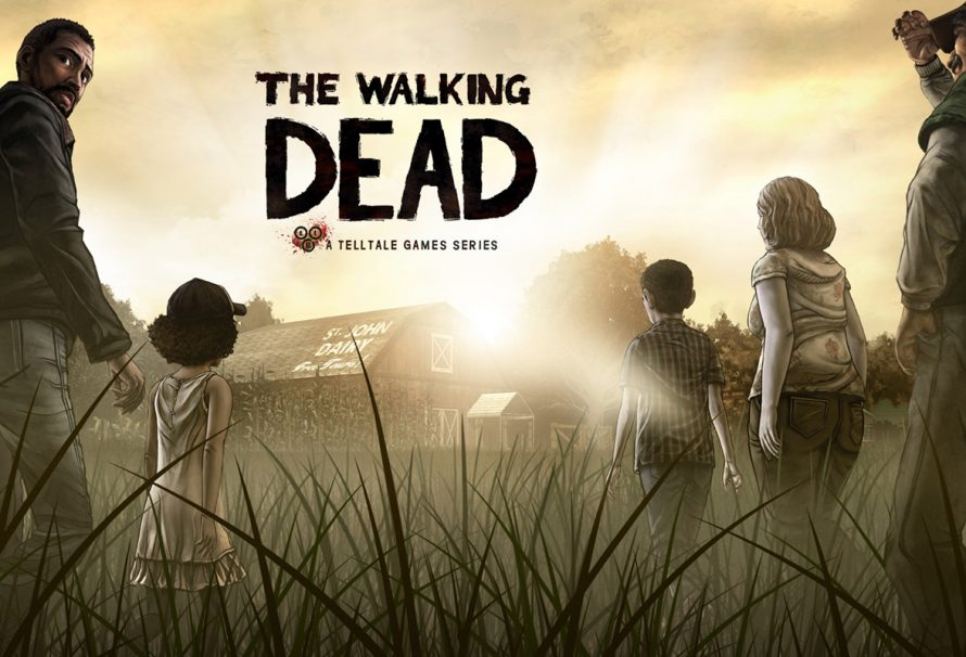 The Walking Dead Is Finally Getting A Console Release In New Zealand