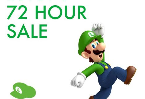 Celebrate St. Patricks Day with Discounted Club Nintendo Goods