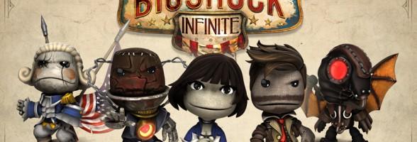 Bioshock Infinite Costumes Pack Announced for LittleBigPlanet