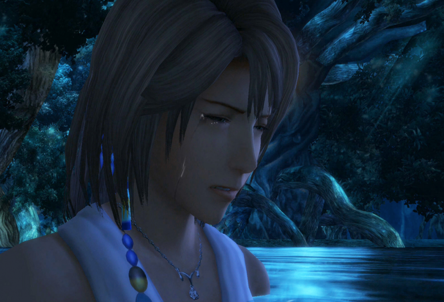 Great New Screenshots From Final Fantasy X HD