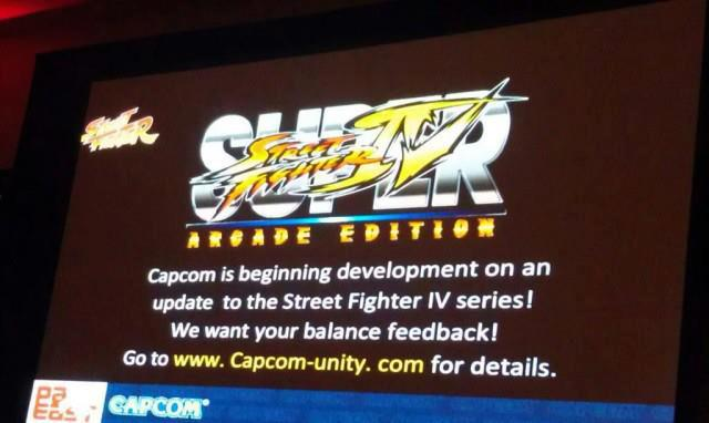 Capcom To Release A New Update For Super Street Fighter IV