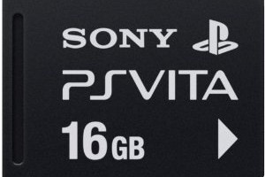 Get a 16 GB PlayStation Vita Memory Card for Only $29.99!