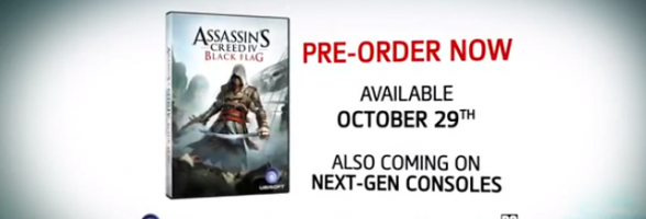 assassin's creed iv release date