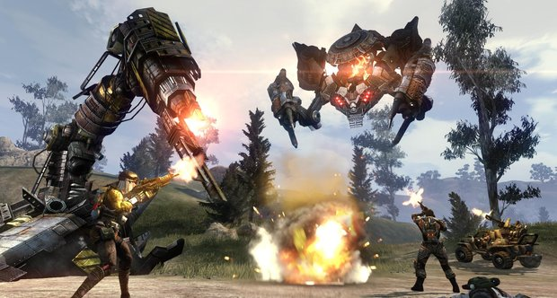Defiance PS3 Closed Beta Out Today Ahead of Shorter Xbox 360 Beta