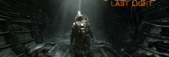 Metro Last Light Pre-Purchase Now Available On Steam