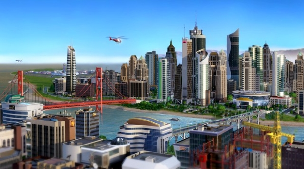 SimCity surpasses 1.1 million sales in two weeks