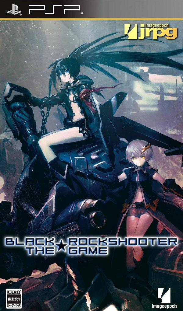 Black Rock Shooter Psp Review Just Push Start