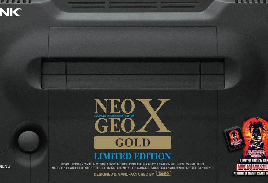 Amazon Drops the NeoGeo X Gold Limited Edition to $129.99 [Updated]