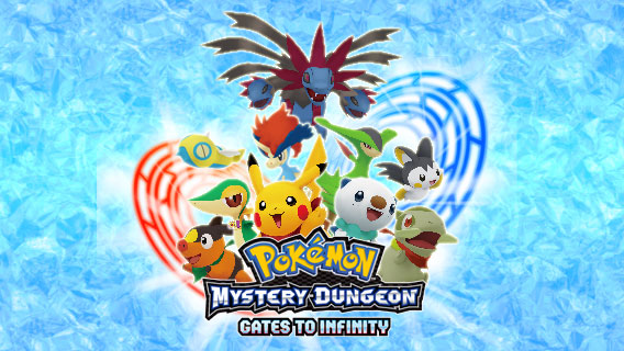 Pokémon Mystery Dungeon Gates To Infinity Trailer Released