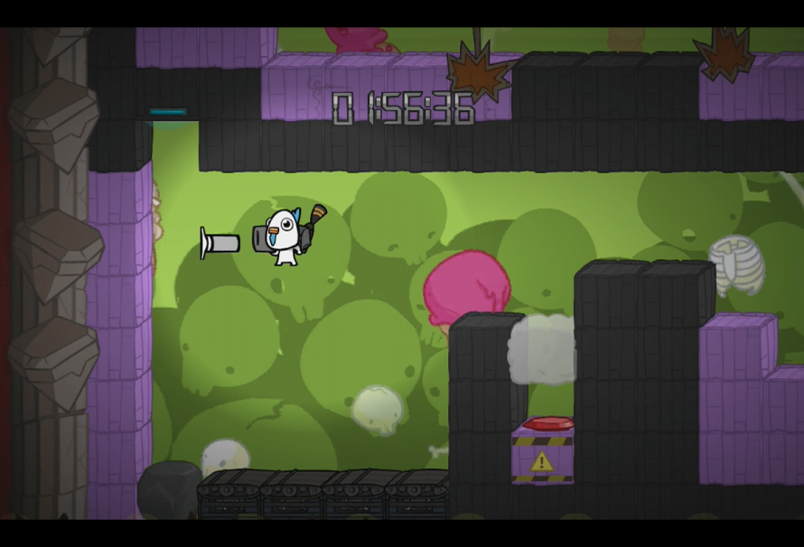 BattleBlock Theater – How to Unlock The Behemoth Chicken Head