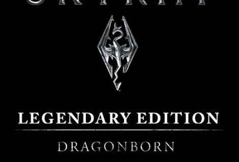 Skyrim: Legendary Edition Appears Online