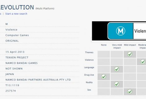 Namco Bandai To Release Tekken Revolution Game