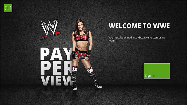 The WWE App Is Now Available On Xbox 360
