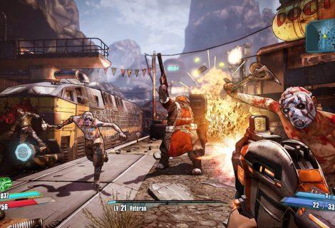 Borderlands 2 - Ultimate Vault Hunter Mode Hands On Gameplay