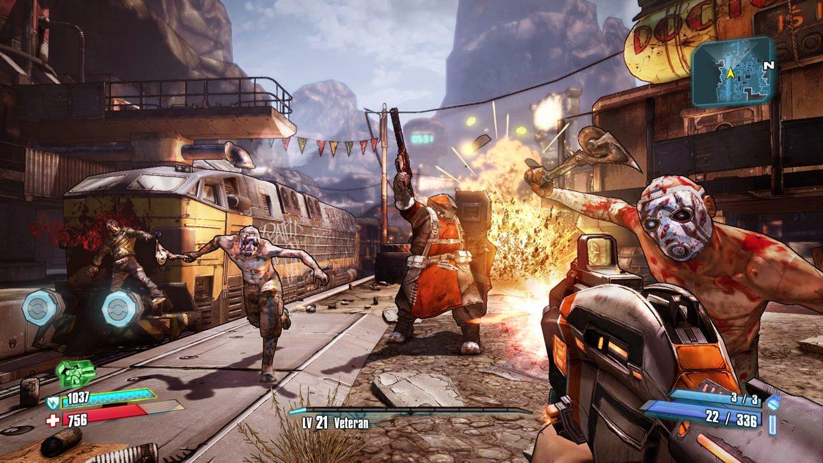 В состав Borderlands 2: Game of the Year Edition войдут все вышедшие DLC для игры