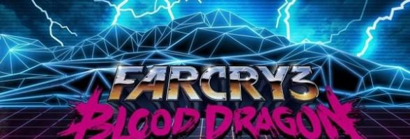 Far Cry 3 Blood Dragon Officially Announced