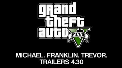 grand theft auto v trailers