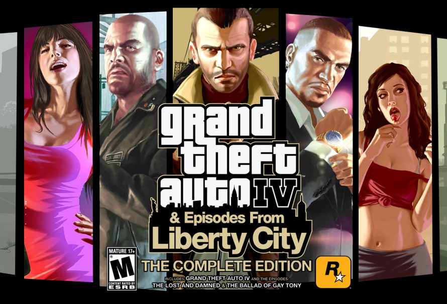 Get Grand Theft Auto IV: The Complete Edition for Only $14.99