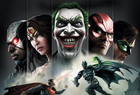 Injustice: Gods Among Us Opening Cinematic Released