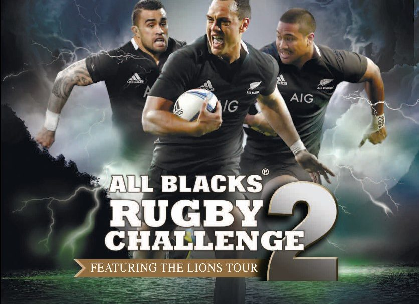 Several Covers Revealed For Rugby Challenge 2