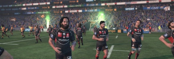 rugby challenge 2 screenshot 1