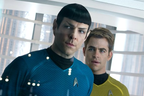 Pre-Order Star Trek Video Game And See Into Darkness For Free