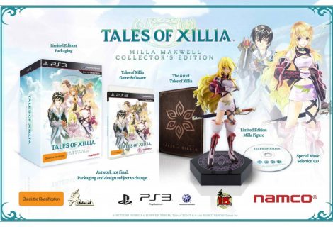 New Zealand Missing Out On Collector's Edition Of Tales of Xillia