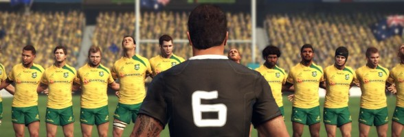 Rugby Challenge 2 All Blacks