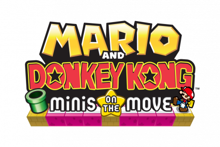 Mario vs Donkey Kong: Minis on the Move