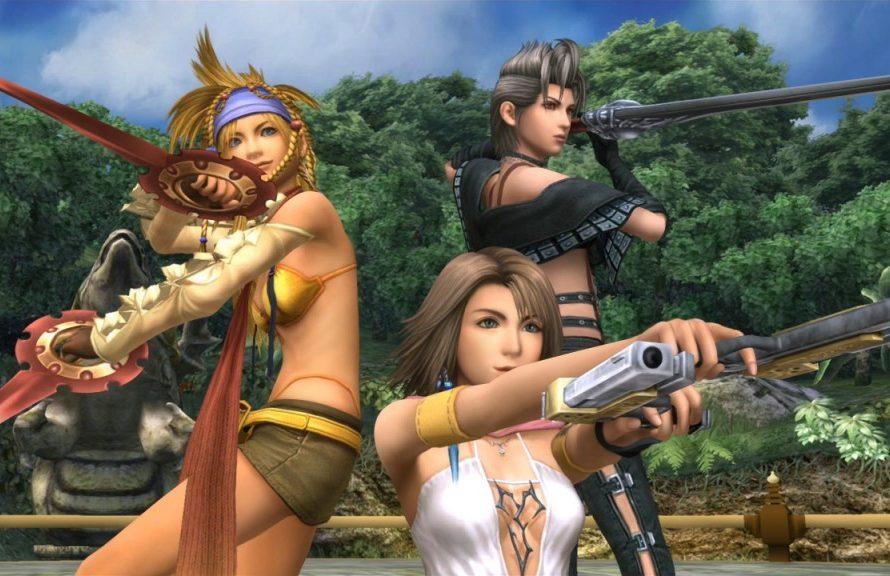Great Looking Final Fantasy X-2 HD Screenshots Debut