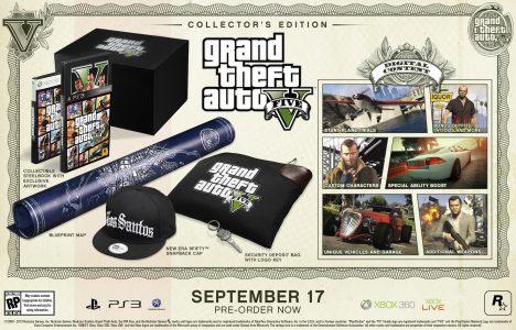 Grand Theft Auto V - CE