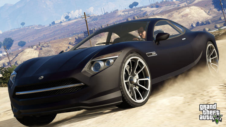 12 New Grand Theft Auto V Screenshots To Drool Over