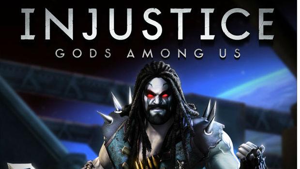 Injustice: Gods Amoung Us gets 'Lobo' DLC today