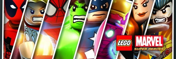 LEGO Marvel Super Heroes Cast