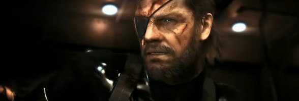 New Voice of Snake in Metal Gear Solid V
