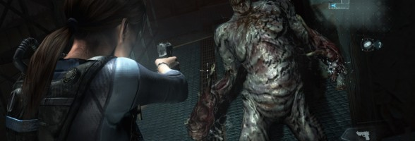 Resident Evil Revelations Wii U Exclusive Features Shown Off