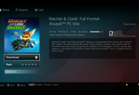 Ratchet and Clank Full Frontal Assault Vita and Deadlocked are Finally Out
