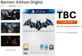 Mighty Ape Lists Batman: Arkham Origins for PS4 and Xbox One
