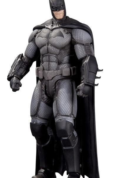 A Look At Awesome Batman: Arkham Origins Action Figures
