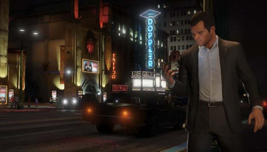 Grand Theft Auto 5 available for pre-order on PSN today