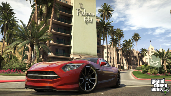 Grand Theft Auto V Real Life Car List Inspirations